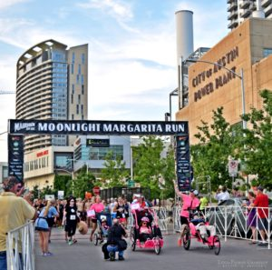 Maudie's Moonlight Margarita Run @ Seaholm Power Plant